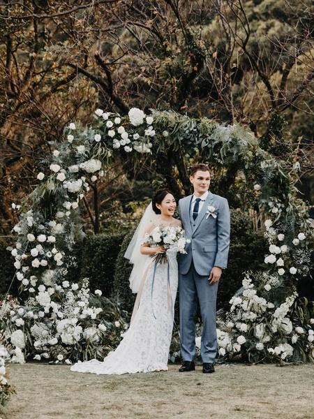 陽明山中國麗緻大飯店美式戶外婚禮
