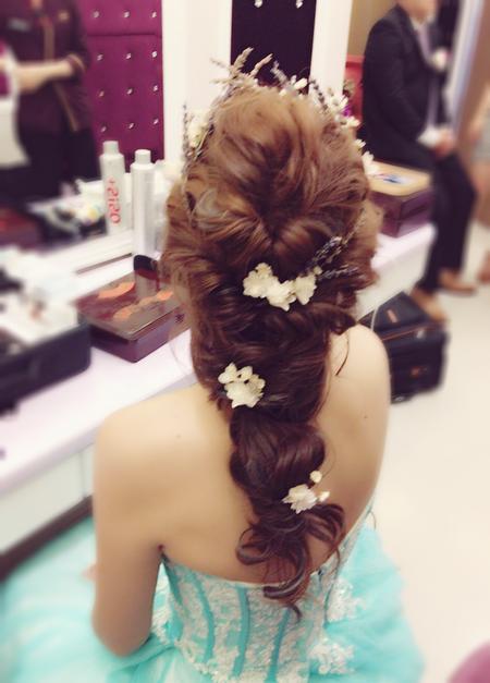 Bride~曉妹