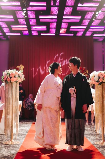 婚禮紀錄 | 台南晶英酒店(度比)