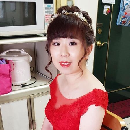 婚宴造型-蘇蓉蓉新娘秘書整體造型