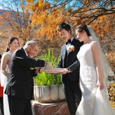 想一直拿出來回味的婚禮/中僑花園