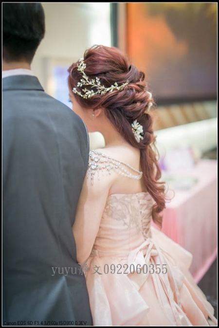 修華結婚造型