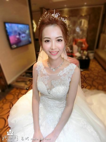 新秘蓁妮 - NINI結婚造型
