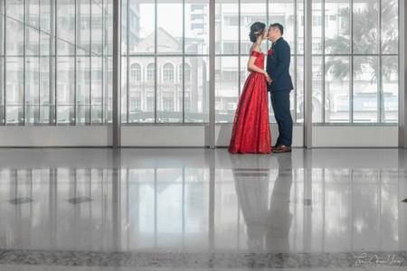 婚禮紀錄WEDDING | 高雄海寶國際大飯店-國際廳| 幸運草攝影工坊