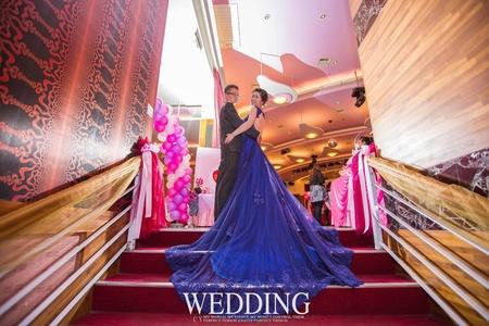婚禮紀錄WEDDING | 嘉義-上禾家日本料理 | 幸運草攝影工坊