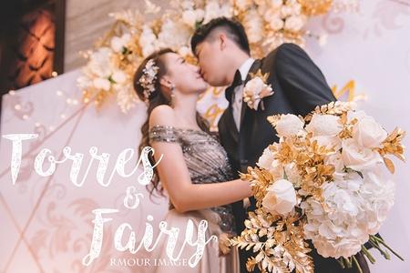 頤品飯店+Torres&Fairy+