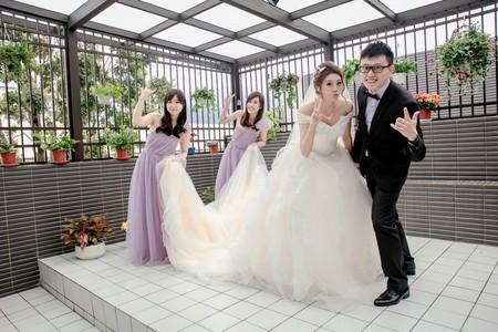 訂結儀式+晚宴 -- 台北富信大飯店