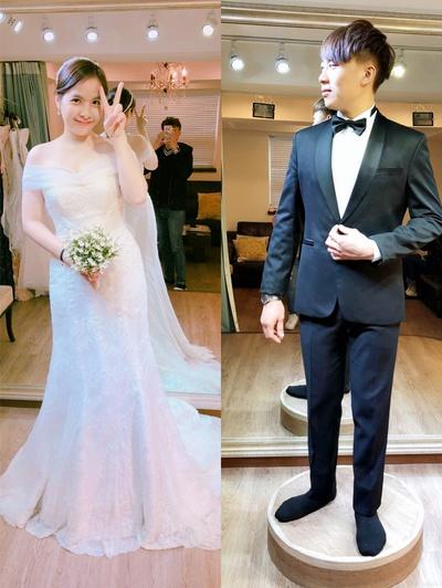 夢想成真*韓國拍婚紗*,讓你邊玩邊拍