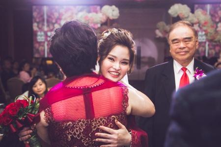 台中寶麗金 | 迎娶+宴客 | BENSON&CAROL