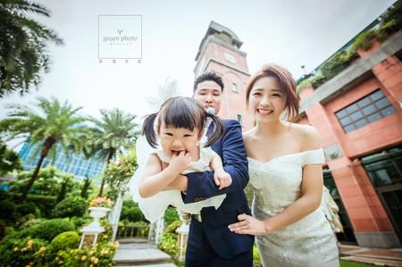 婚禮紀錄 | WEDDING 維多利亞 儀式宴客 | 綠攝影像