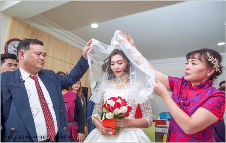 志忠&采薇 訂結同天婚禮紀錄