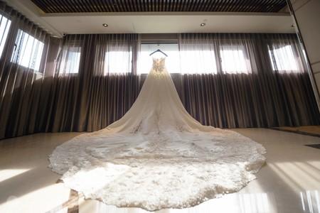 戶外證婚+自助餐式晚宴@大直香謝花園酒店