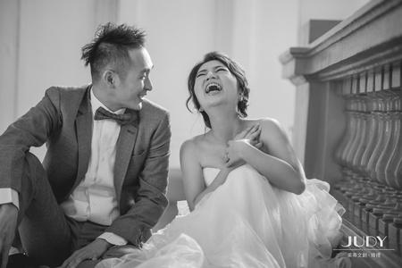 世傑❤️雅文 | JUDY文創.婚禮 | 婚紗照 | 監察院 | 台北街頭 | 韓風婚紗