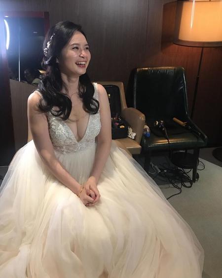 Mindy結婚@茹絲葵