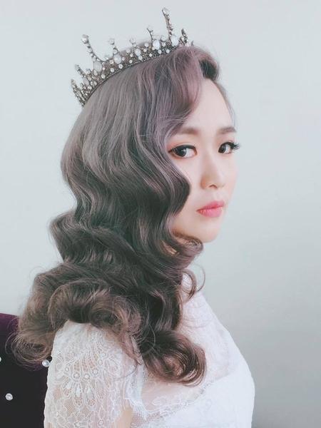 【吉吉藝術 GIGI CHIU】0725髮型課女王的秘密