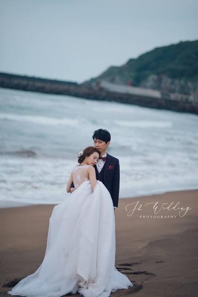 板橋J2 Wedding 高CP值又專業的婚紗攝影團...