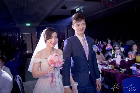 婚攝.婚禮紀錄 | Huang + Lin | 京樺國際宴會廳