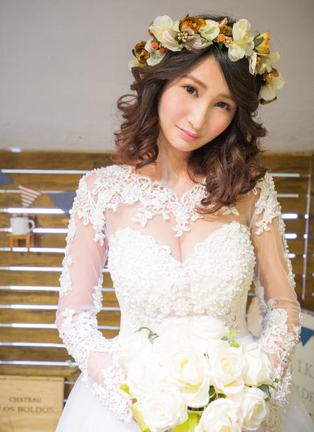 《自助婚紗造型》林依