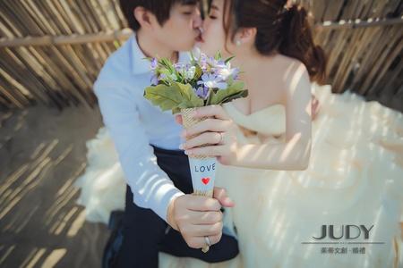 志青❤️宛君 | JUDY文創.婚禮 | 婚紗照 | 陽明山花卉 | 淡水教堂 | 台北婚紗景點
