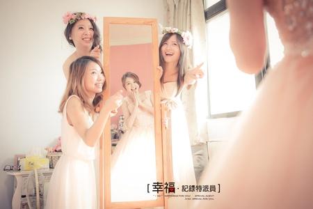 【婚禮記錄】- 甜蜜.Sugar  綠光花園