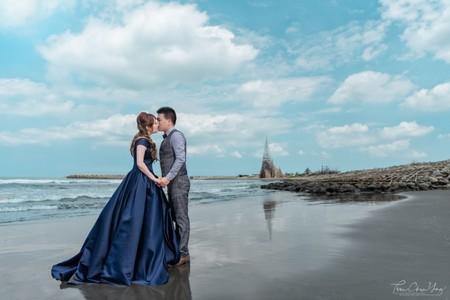 自助婚紗WEDDING | 台南  | 幸運草攝影工坊