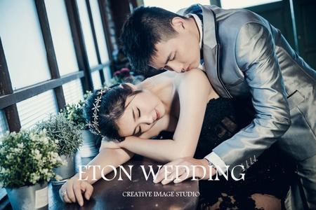 【我的摯愛】台北婚紗推薦-伊頓自助婚紗精選客照💗