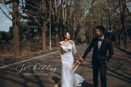 J2 Wedding 板橋 (輕婚紗系列)