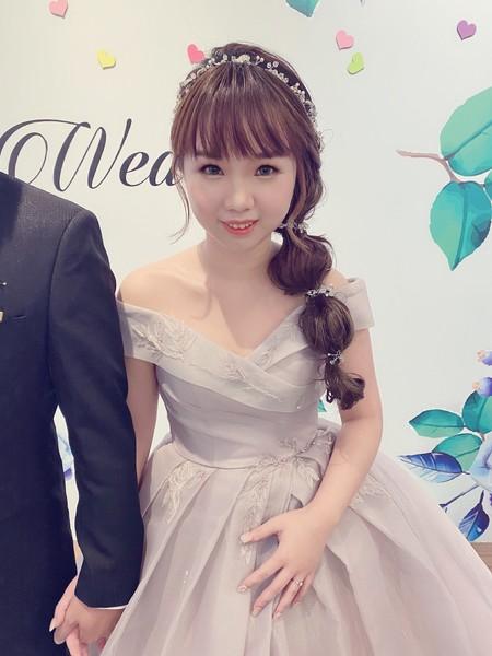 Bride-雅婷 訂結婚(台中)