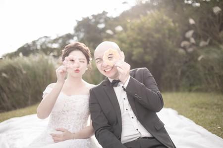 拍婚紗│ v14  •陽明山秘境
