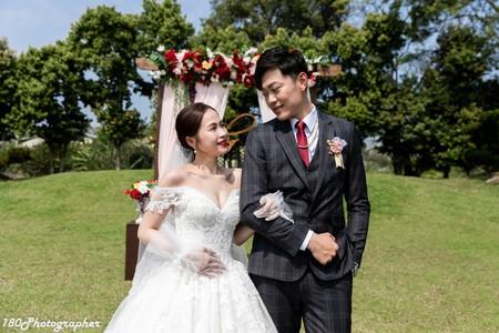 仁豪&珊伃 婚禮紀錄 晶麒莊園