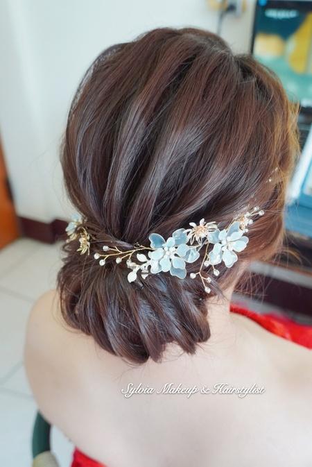 欣儀的美麗新娘-英任