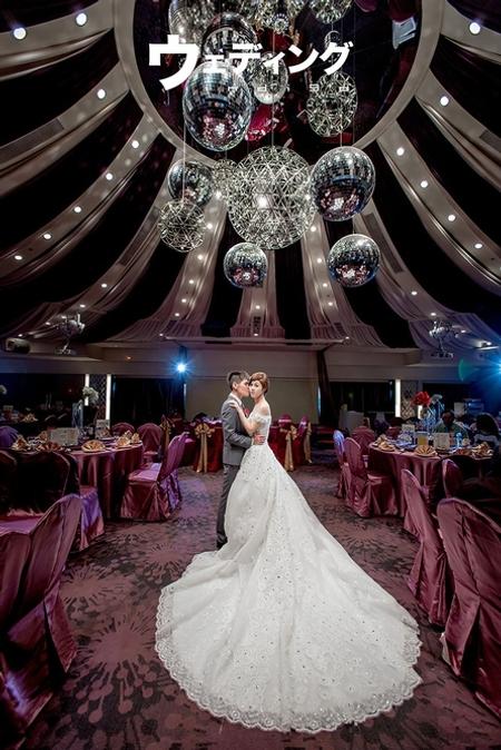 Syun & TinTin 板橋晶宴。婚禮紀錄