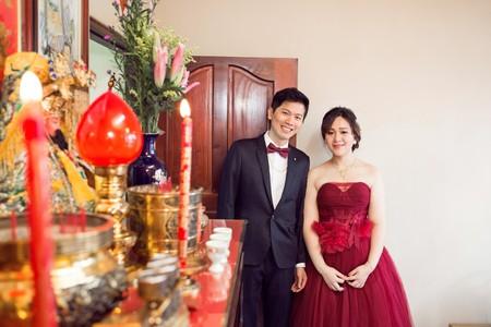 婚攝婚禮紀錄|新野宴會館|Inge Studio英格影像
