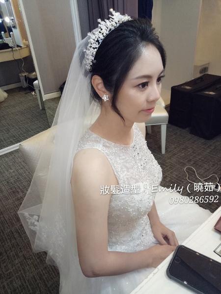 Bride-盧逸  訂 結午宴(台北南港雅悅會館)