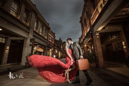 | 古蹟 老街 廟宇 神社 • 復古風格婚紗攝影 |