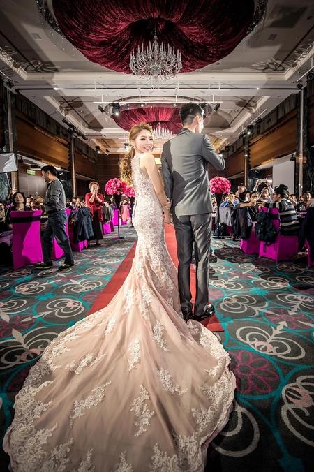 維多利亞酒店--結婚迎娶婚禮記錄