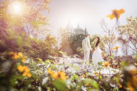 | 愛麗絲的天空 • 婚紗攝影基地 |