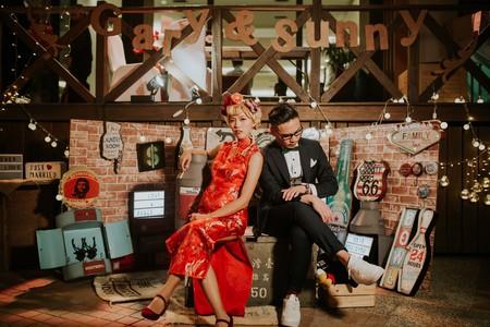 婚禮紀錄 | 高雄西子灣沙灘會館(度比)