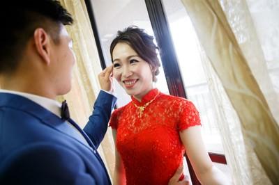 簡單溫暖的婚攝照片!