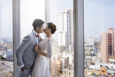 奔跑少年婚禮紀錄 / 平面攝影 / 林酒店