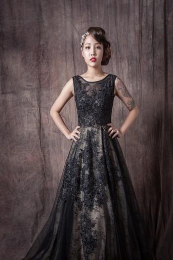 Lily Belle 莉莉貝兒手工婚紗