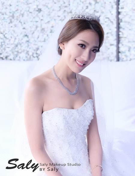 【Saly 造型總監】空姐新娘