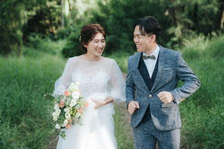 自助婚紗   Andy & Irene(度比)
