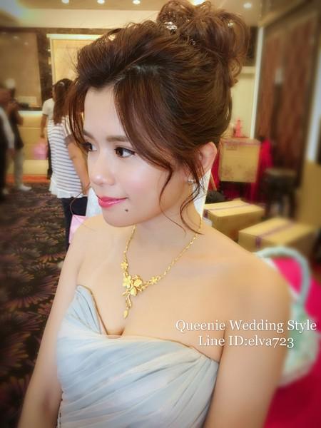 Cinderella 短髮新娘