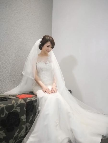 《Bride》苑綺 /台北訂結婚