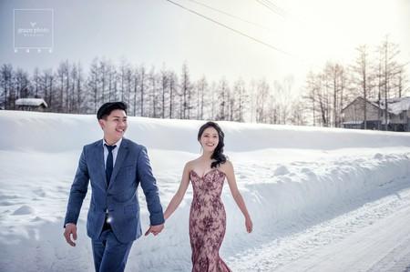 Steven 武少/Hokkaido北海道婚紗2017