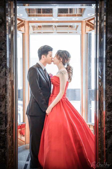 婚禮紀錄WEDDING | 高雄八大飯店-鴻圖廳 | 幸運草攝影工坊