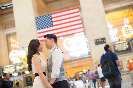 『2014 海外婚紗』紐約  Oversea in  Grand Central Terminal