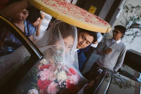 婚禮紀錄 | 偉圳 & 盈融
