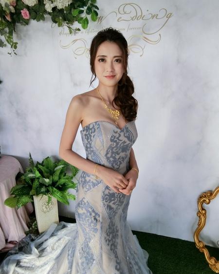 Bride立姍